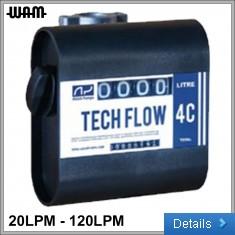 """""""Tech Flow"""" 1"""" Fuel Meter"""