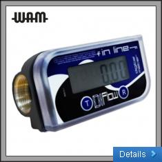 Inline Flow Meter - Diesel