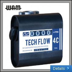 Tech Flow Fuel Meter
