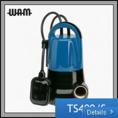 Hand-Carry Submersible Drainage Pump