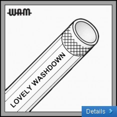 Lovely Washdown Hose (White)
