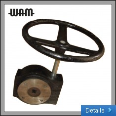 Worm Gear Operator