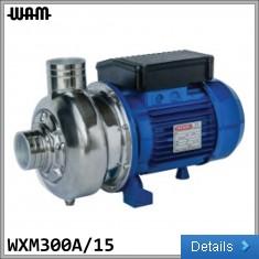230V SS Open Impellor Centrifugal Pump