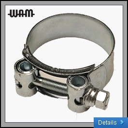 W4 Stainless Steel Super Clamp