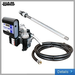 Drum Tech Pump (60LPM) - 240V
