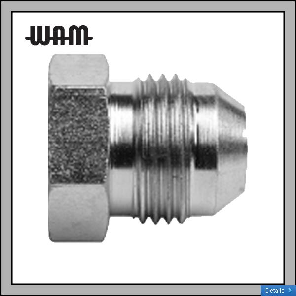 Metric JIS (Komatsu) Male Plug