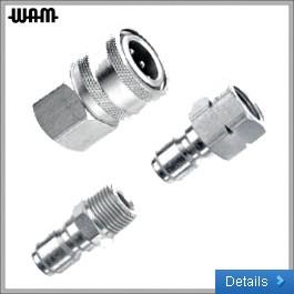 Plug for AR22 - Nickel-Plated