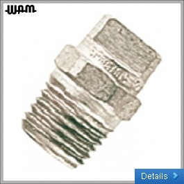 High-Pressure Stainless Steel Nozzle