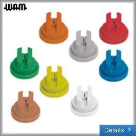 Outlet Flat Nozzle Kit
