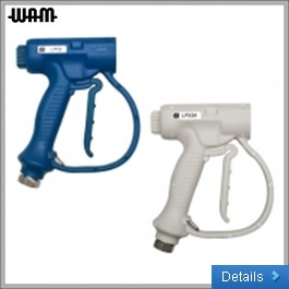 Gun with Variable Jet