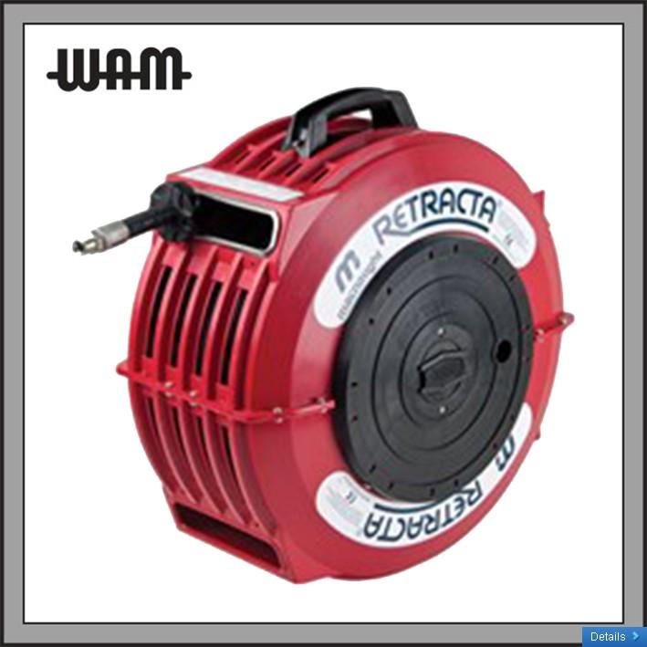 Retracta High Pressure Hot Wash Reel