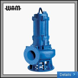 Submersible Sewage Pump - 230V